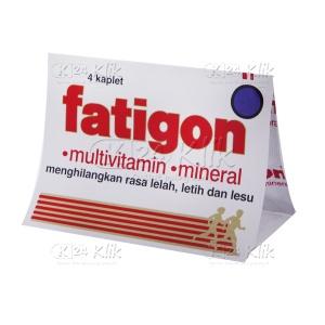 FATIGON TAB STR 4'S
