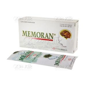 MEMORAN CAP 100MG