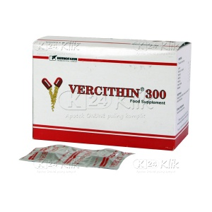 VERCITHIN 300MG TAB