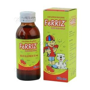 FERRIZ SIRUP 100ML