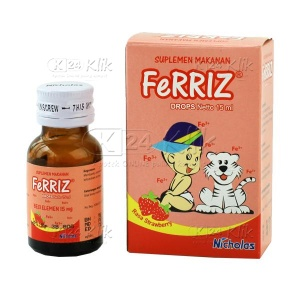 JUAL FERRIZ DROP 15ML
