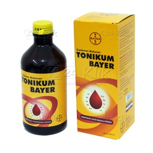 TONIKUM BAYER 330ML