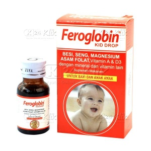 JUAL FEROGLOBIN DROP 15ML