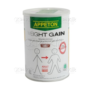 APPETON WEIGHT GAIN DEWASA 900G