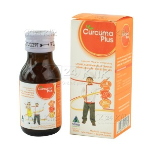 CURCUMA PLUS SYR 60ML