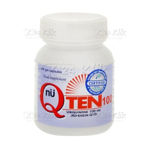 Q-TEN 100MG CAP 30'S/BTL