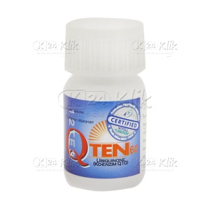 Q-TEN 60MG CAP 30S