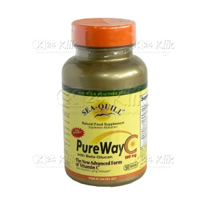 SEA Q PURE WAY C 500MG DOS
