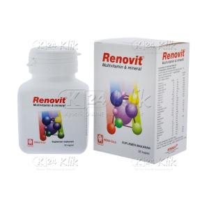 RENOVIT TAB 30'S/BTL