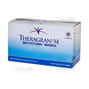 THERAGRAN M TAB 4'S