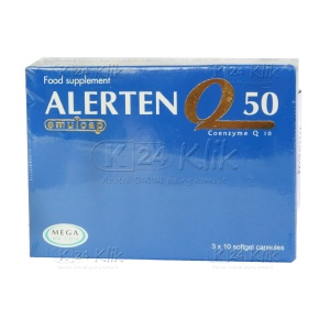 ALERTEN Q50 CAP
