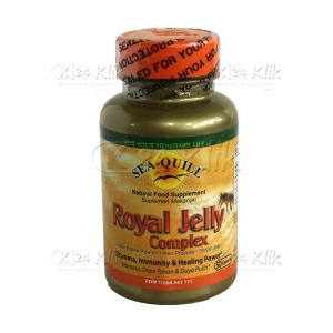 SEA QUILL ROYAL JELLY COMPLEX CAP 50S
