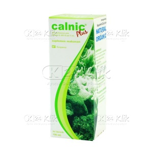 CALNIC PLUS SUSP 100ML