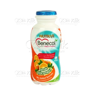 NUTRIVE BENECOL ORANGE 100 ML