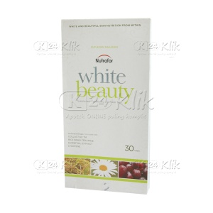 NUTRAFOR WHITE BEAUTY TAB 30S