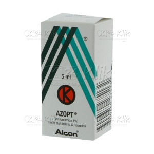 AZOPT EYE DROP 1% 5ML