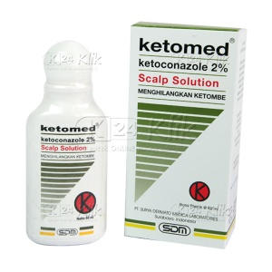 KETOMED SS 2% SHAMPO 60ML