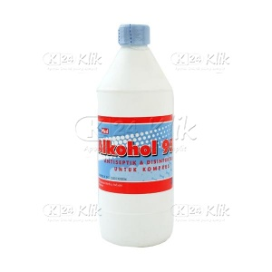 ALKOHOL 95 % ONE MED 300 ML
