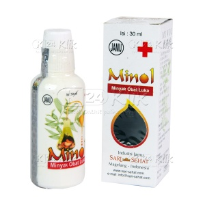 MINOL DROP 30ML