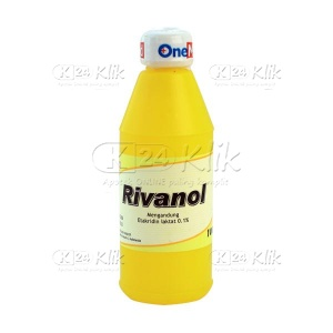 RIVANOL ONE MED 100ML