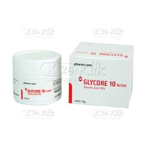 GLYCORE CR 100MG/10G