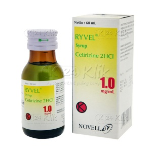 RYVEL SYR 60 ML5MG/5ML