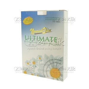 NOURISH SKIN ULTIMATE TAB 15S
