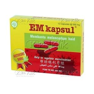 EM KAPSUL 10S/STR