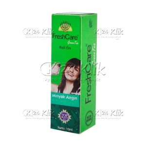 MINYAK FRESH CARE GREEN TEA 10 ML