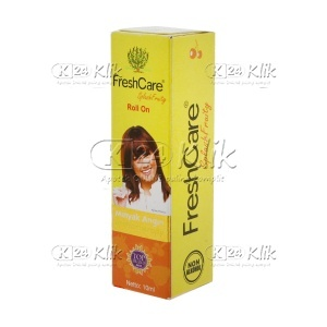 MINYAK FRESH CARE SPLASH FRUITY 10 ML