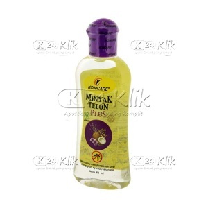 MINYAK TELON PLUS KONICARE 60 ML
