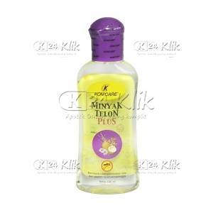 MINYAK TELON PLUS KONICARE 125 ML