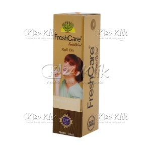 MINYAK FRESH CARE SANDAL WOOD 10ML