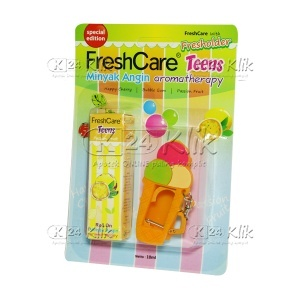 JUAL FRESH CARE TEENS PASSION FRUIT 10ML (BANDED)