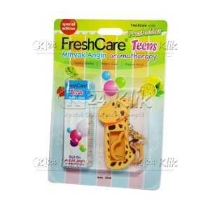 FRESH CARE TEENS BUBBLE GUM 10ML (BANDED)