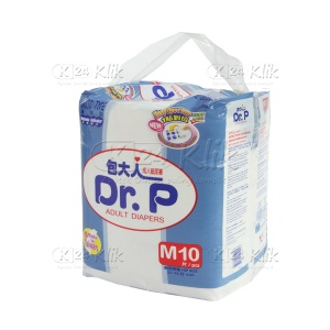 PAMPERS DWS DR.P TYPE-M