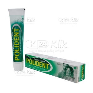 POLIDENT ADHESIVE 60G