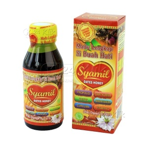 JUAL SYAMIL DATES HONEY 125ML