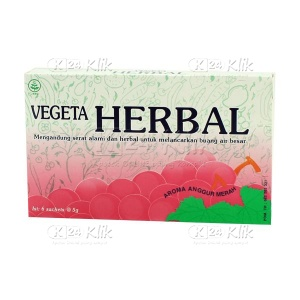 VEGETA HERBAL ANGGUR SACH