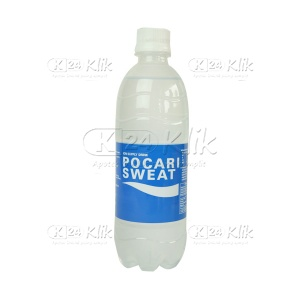 JUAL POCARI SWEAT PET 500ML