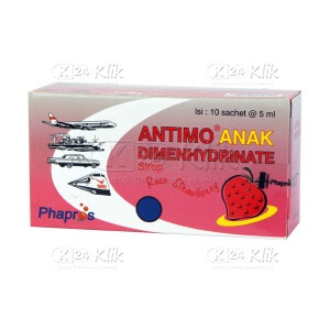 ANTIMO ANAK SYR STRAWBERY 5ML