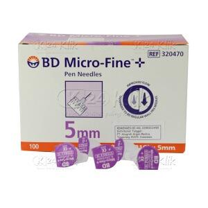 BD JARUM MICROFINE 0.25X5MM