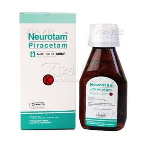 NEUROTAM SYR 100ML