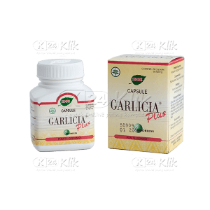 GARLICIA PLUS 30'S BTL