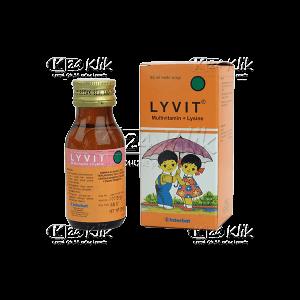 LYVIT SYR  60ML