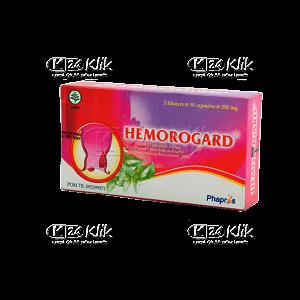 HEMOROGARD CAP