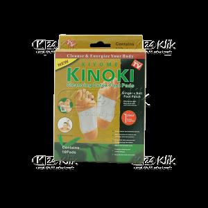 JUAL KINOKI GOLD CLEANSING DETOX FOOT PAD 10S