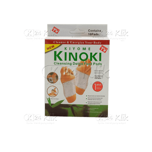 KINOKI CLEANSING DETOX FOOT PAD 10S