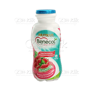 NUTRIVE BENECOL STRAWBERRY NO SUGAR 100ML