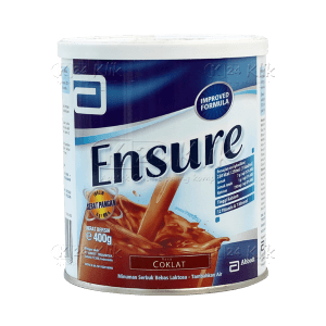 ENSURE RASA COKLAT 400 G